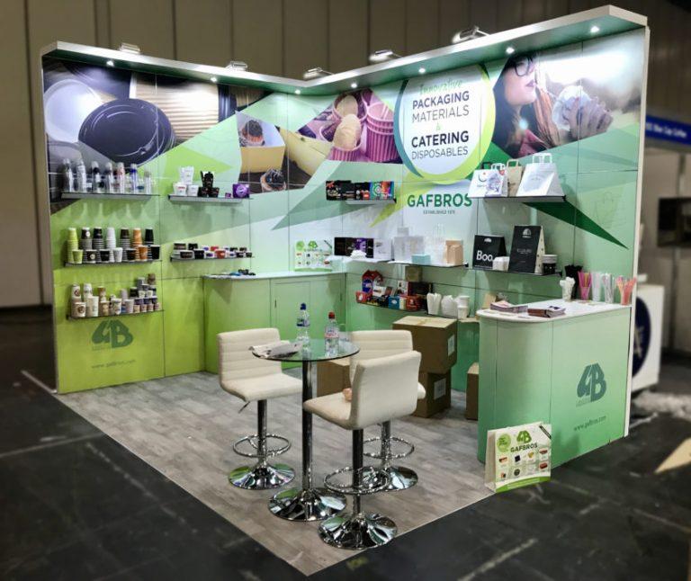 GAFBROS Exhibition Stands