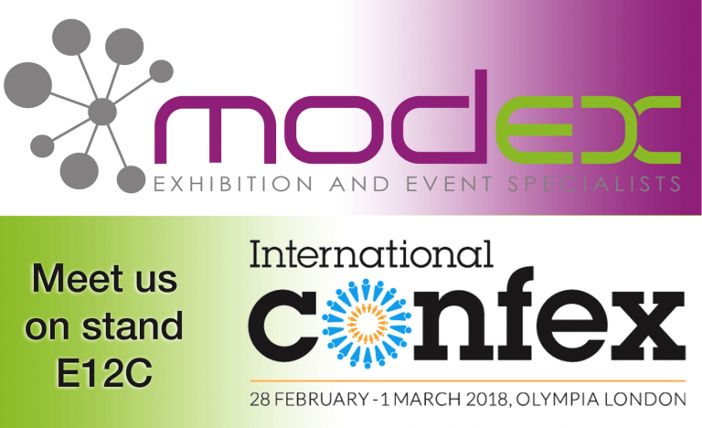 Modex International Confex Poster