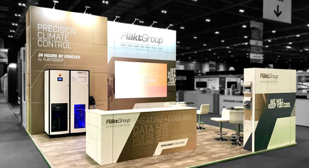 Exhibition Stand Options : Getting the best from your exhibition stand lighting modex