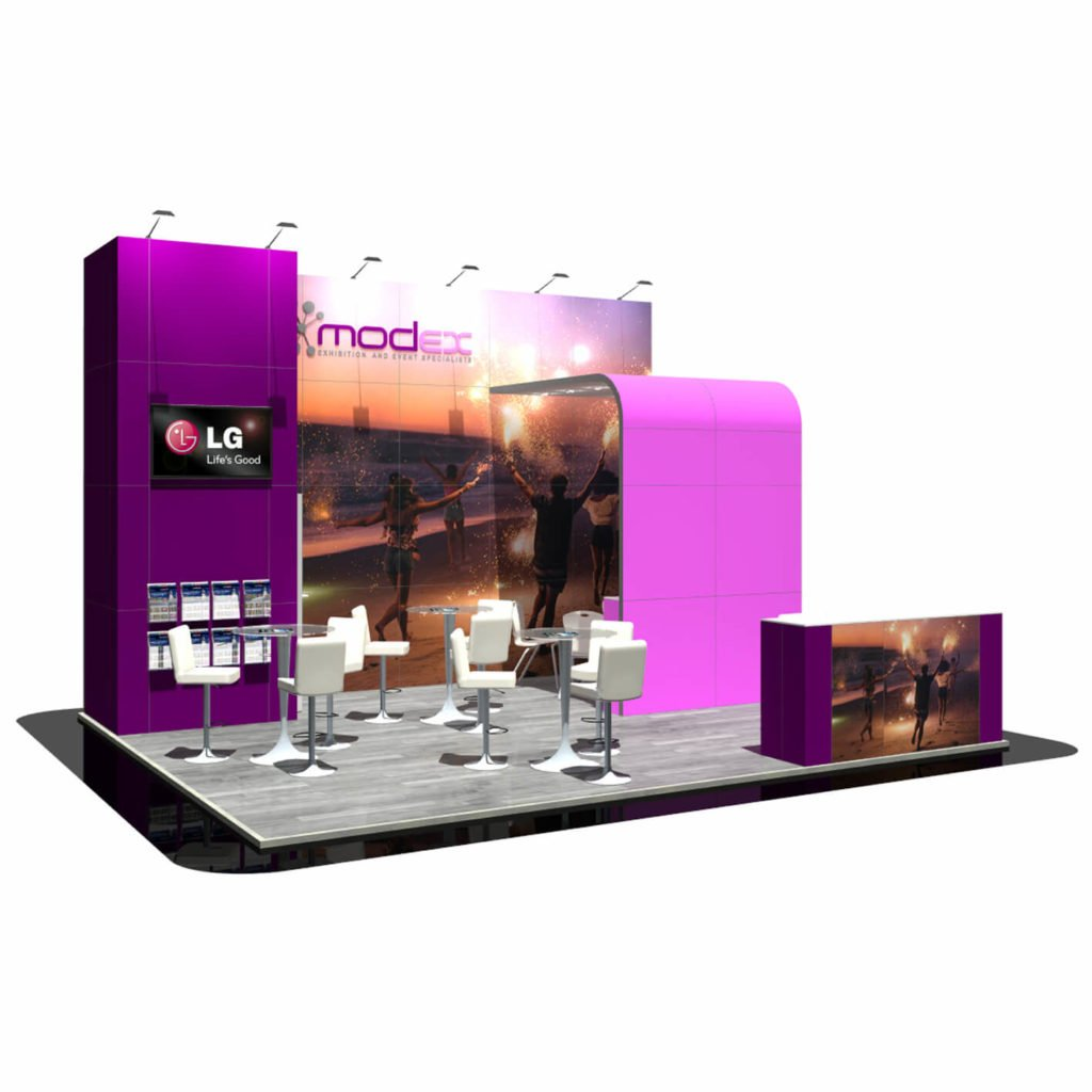 Exhibition Stand Design Drawings : Exhibition stand design innovative custom and bespoke modex uk